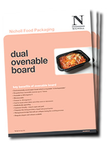 Dual Ovenable